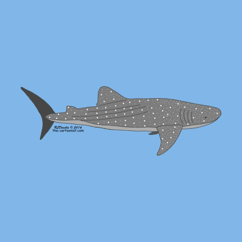 Whale Shark by The Cartoonist's Shop