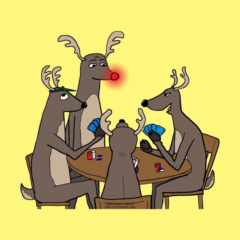 Reindeer Games by The Cartoonist's Shop