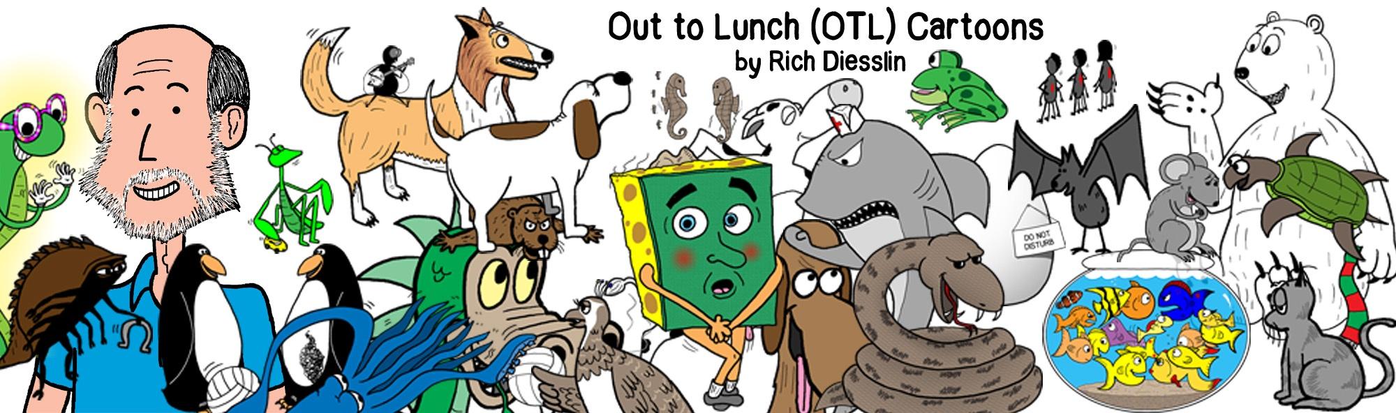 cartoonist Cover