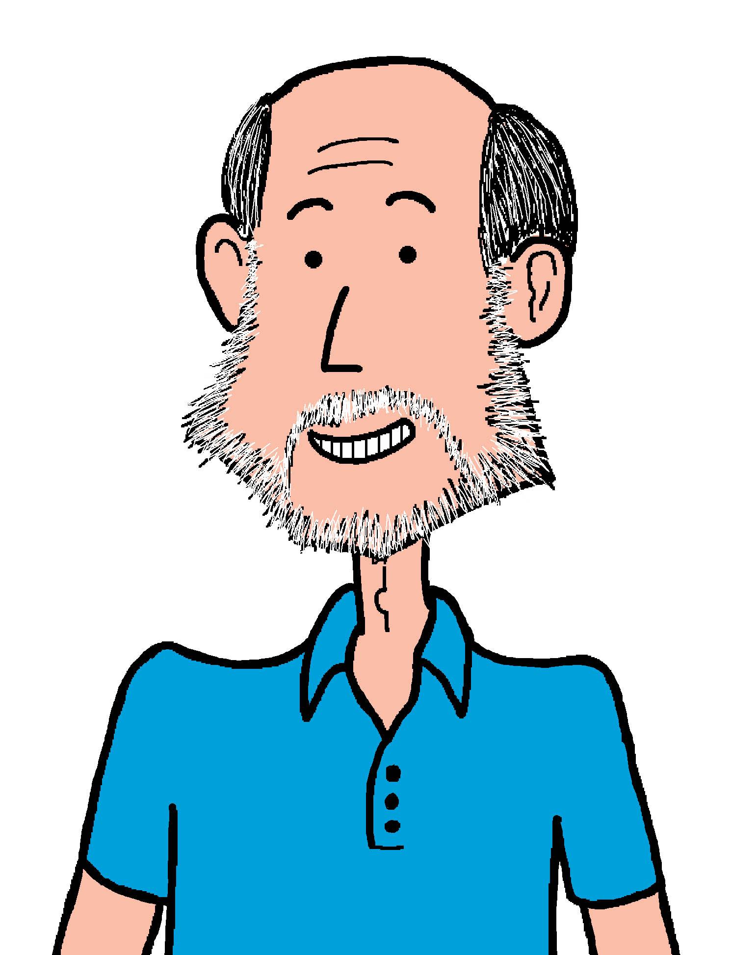 The Cartoonist's Shop Logo