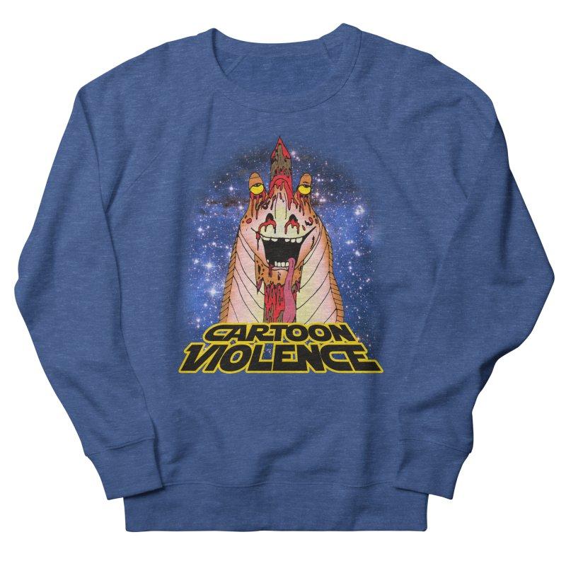 Jar Jar's Stupid Head Men's Sweatshirt by Shirts by Cartoon Violence