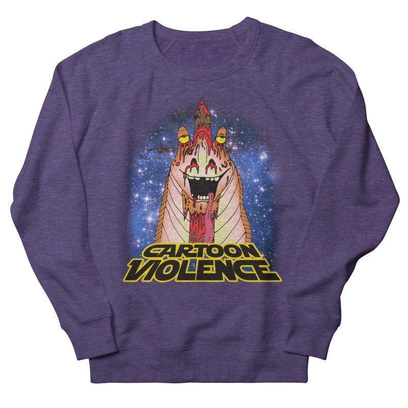 Jar Jar's Stupid Head Women's Sweatshirt by Shirts by Cartoon Violence