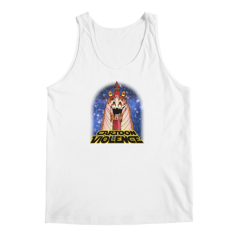 Jar Jar's Stupid Head Men's Tank by Shirts by Cartoon Violence