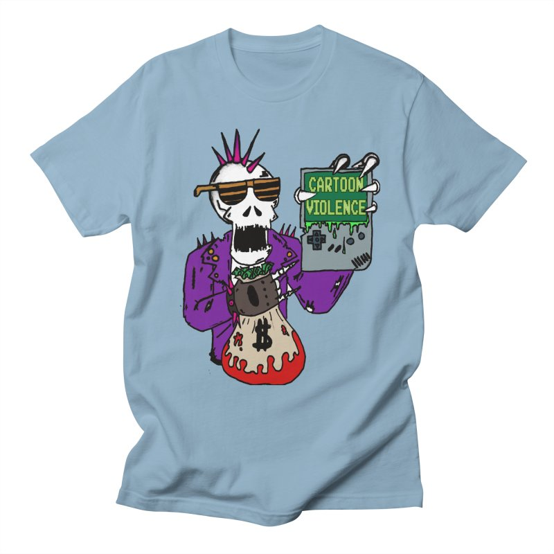 Death Taxes and Chiptunes Men's T-Shirt by Shirts by Cartoon Violence