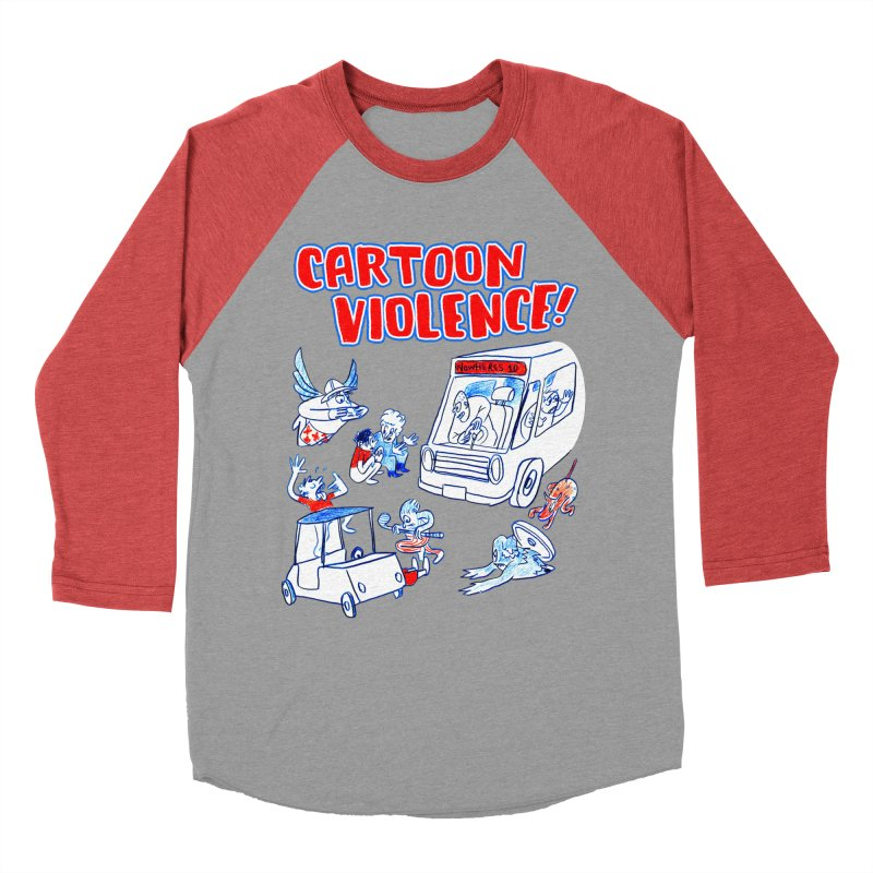 Men's None by Shirts by Cartoon Violence
