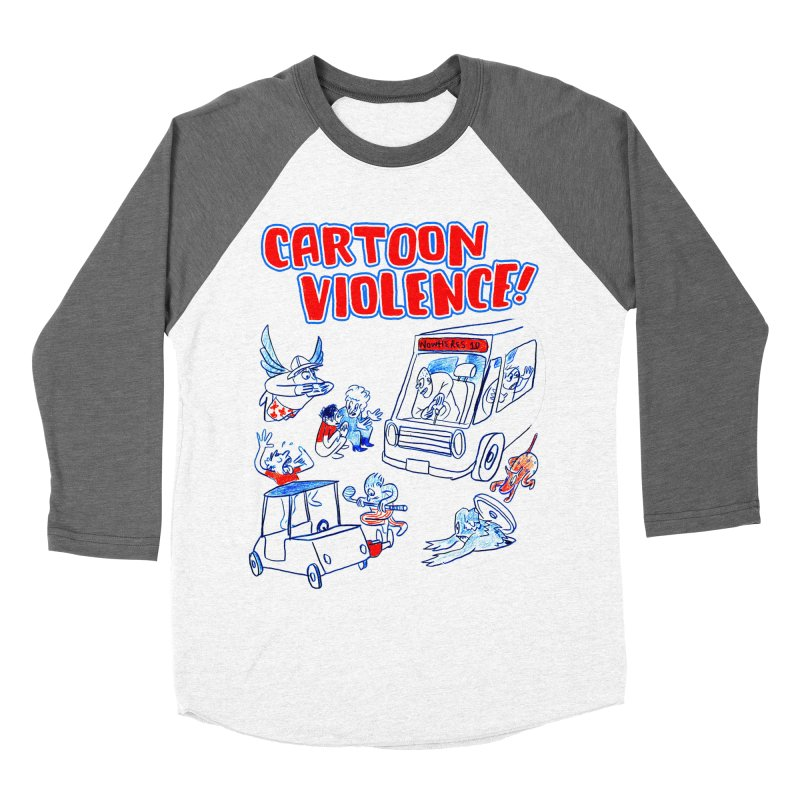 Women's None by Shirts by Cartoon Violence