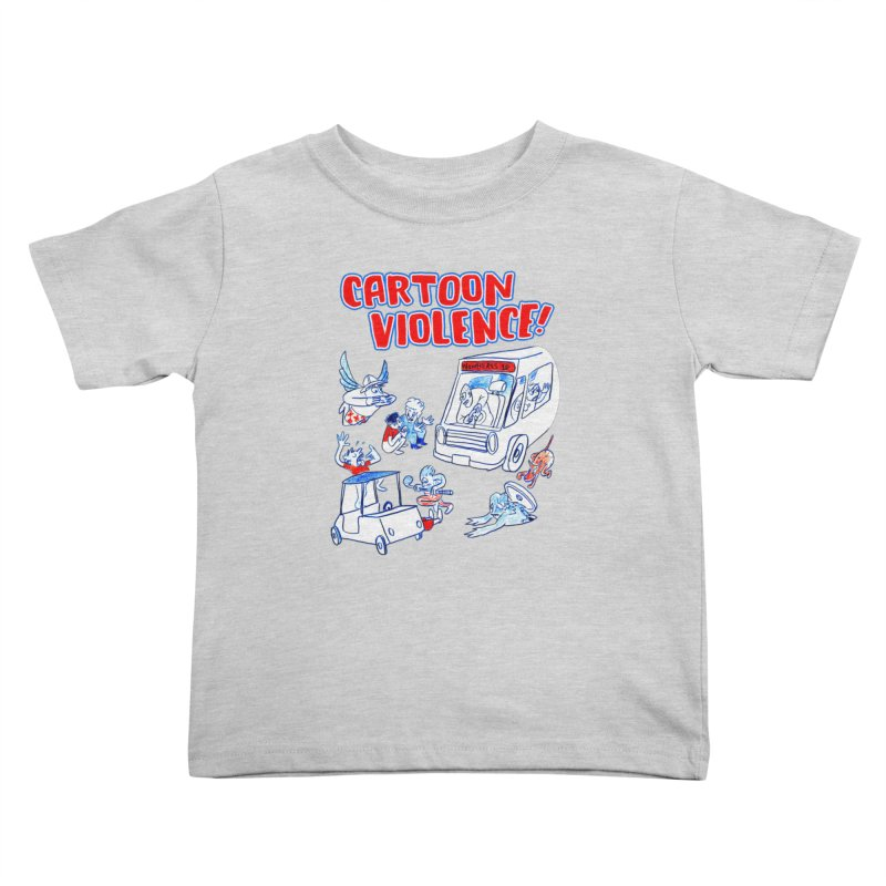 Kids None by Shirts by Cartoon Violence