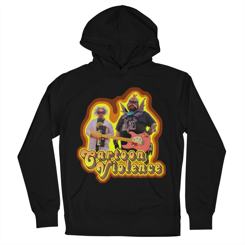 That 70's Shirt Men's French Terry Pullover Hoody by Shirts by Cartoon Violence