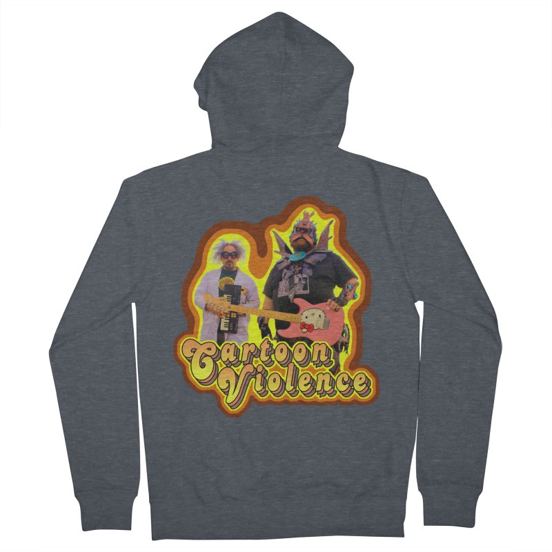 That 70's Shirt Women's French Terry Zip-Up Hoody by Shirts by Cartoon Violence