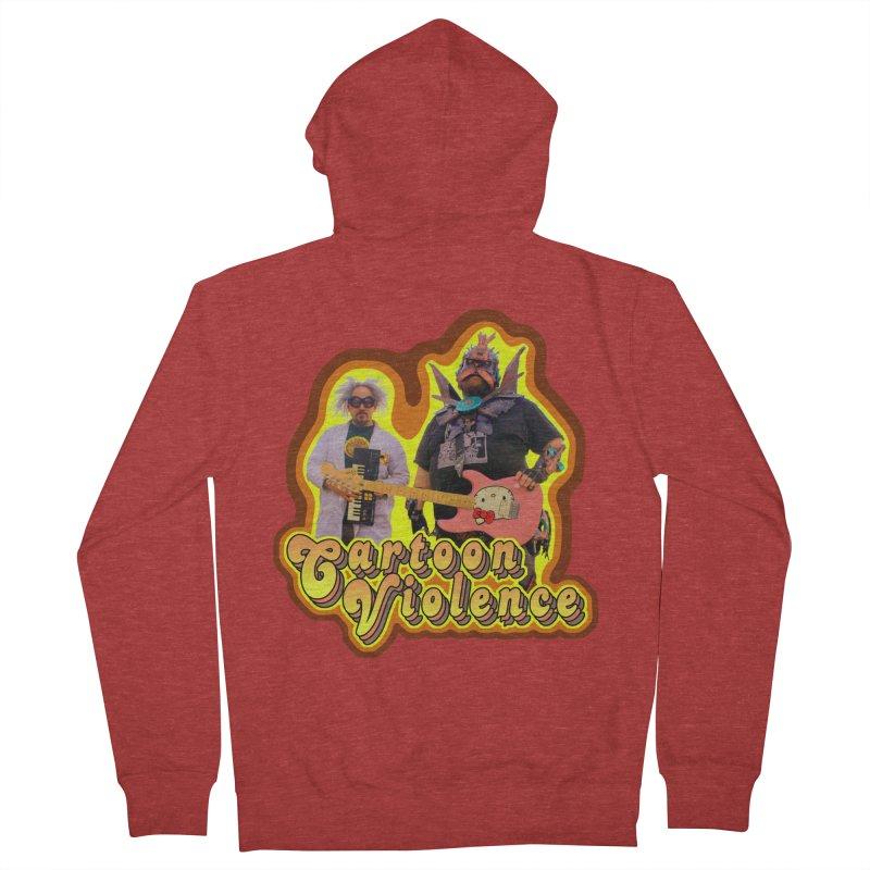 That 70's Shirt Men's Zip-Up Hoody by Shirts by Cartoon Violence