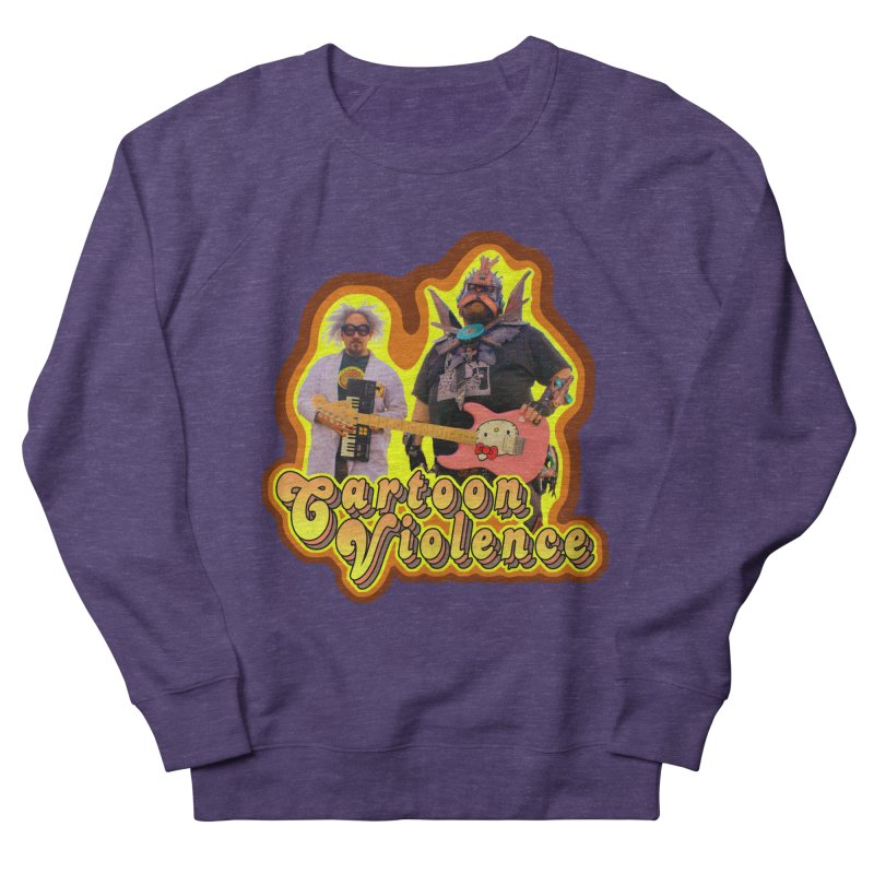 That 70's Shirt Women's French Terry Sweatshirt by Shirts by Cartoon Violence