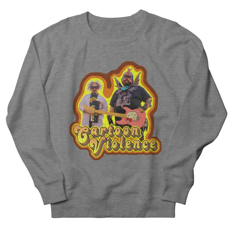 That 70's Shirt Men's French Terry Sweatshirt by Shirts by Cartoon Violence