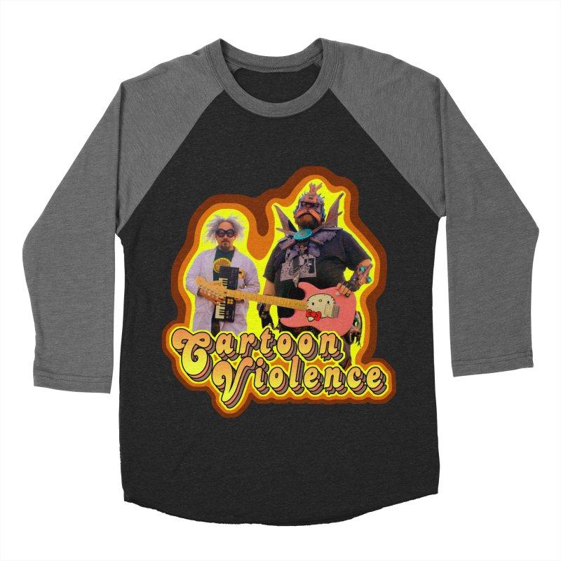 That 70's Shirt Men's Baseball Triblend Longsleeve T-Shirt by Shirts by Cartoon Violence