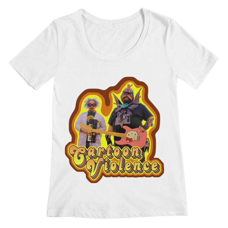 That 70's Shirt Women's Regular Scoop Neck by Shirts by Cartoon Violence