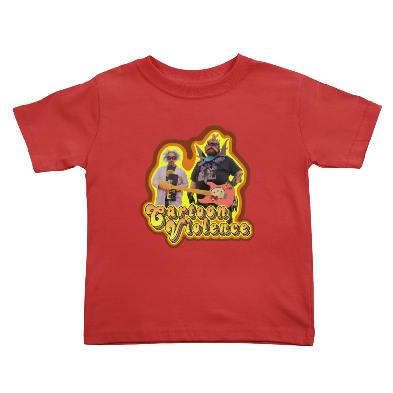 That 70's Shirt Kids Toddler T-Shirt by Shirts by Cartoon Violence