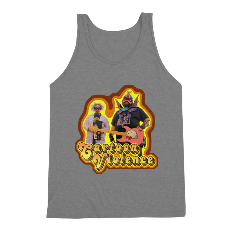 That 70's Shirt Men's Triblend Tank by Shirts by Cartoon Violence