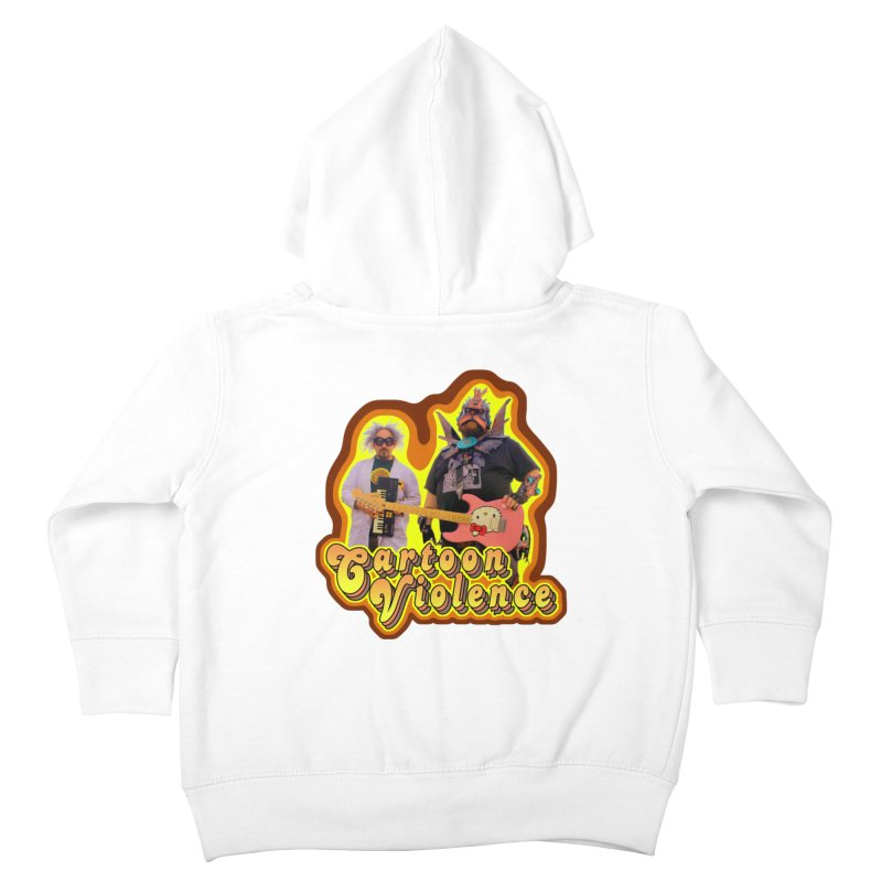 That 70's Shirt Kids Toddler Zip-Up Hoody by Shirts by Cartoon Violence