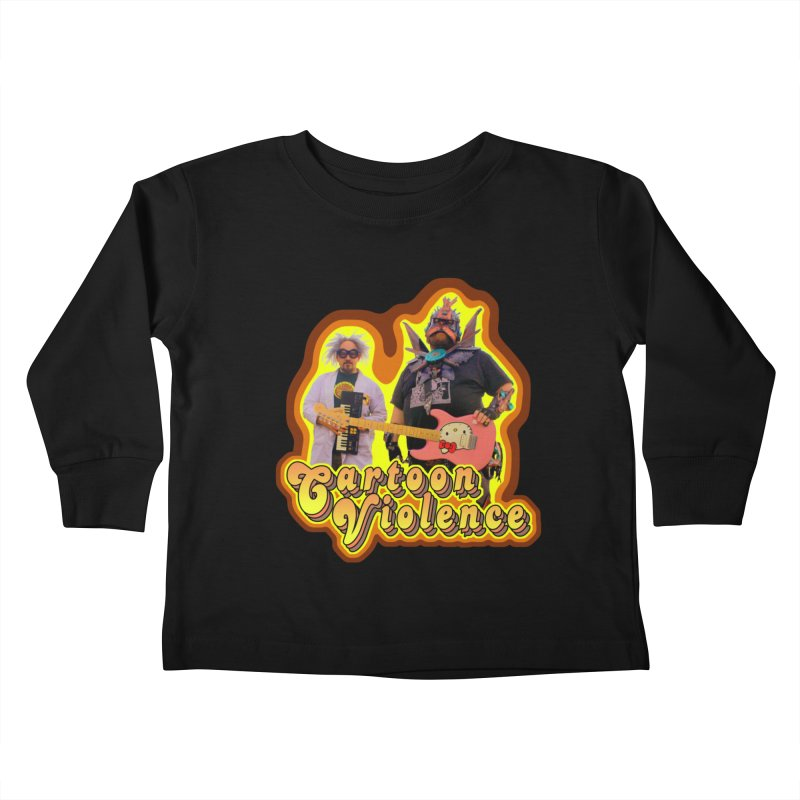 That 70's Shirt Kids Toddler Longsleeve T-Shirt by Shirts by Cartoon Violence