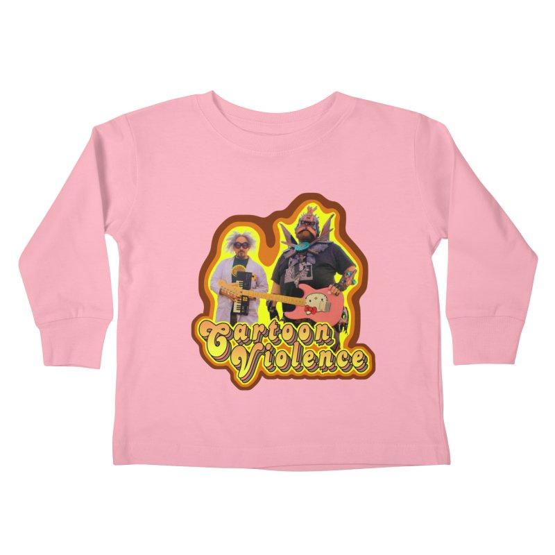 That 70's Shirt Kids Toddler Longsleeve T-Shirt by Shirts by Cartoon Violence