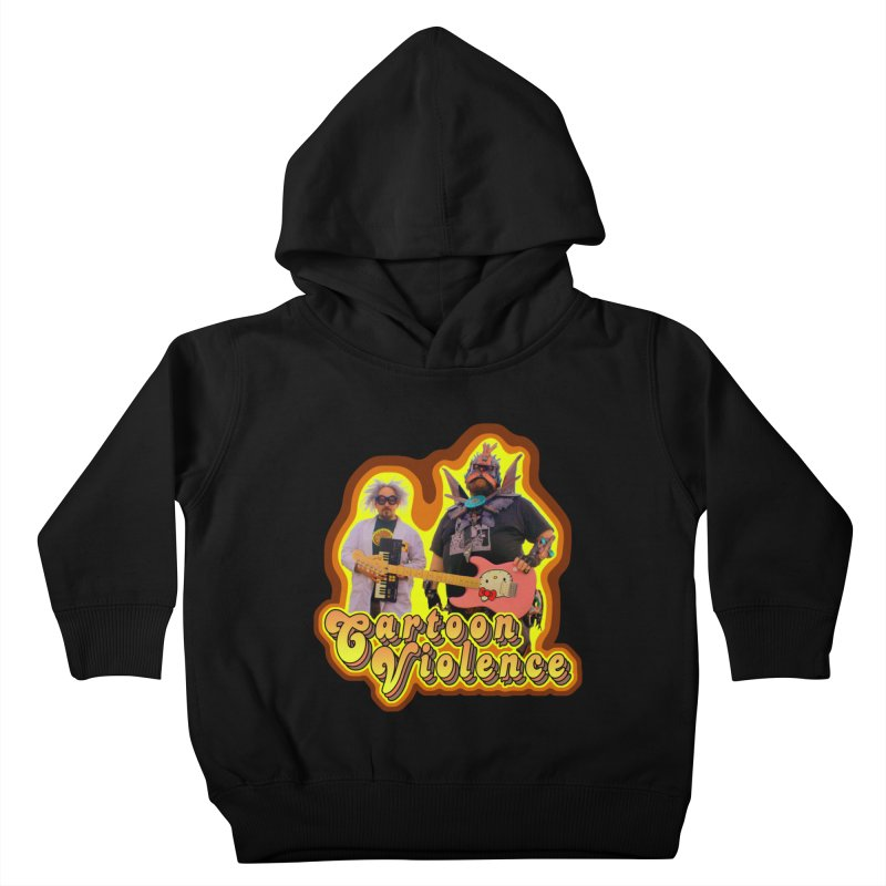 That 70's Shirt Kids Toddler Pullover Hoody by Shirts by Cartoon Violence