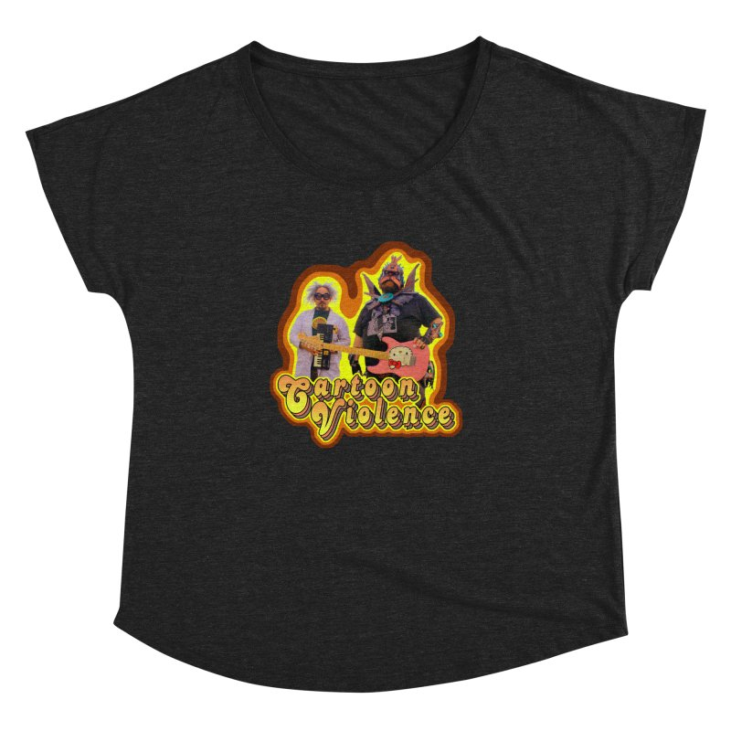 That 70's Shirt Women's Dolman Scoop Neck by Shirts by Cartoon Violence
