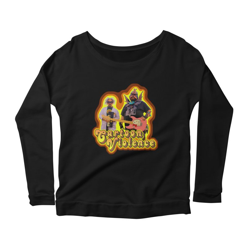 That 70's Shirt Women's Scoop Neck Longsleeve T-Shirt by Shirts by Cartoon Violence