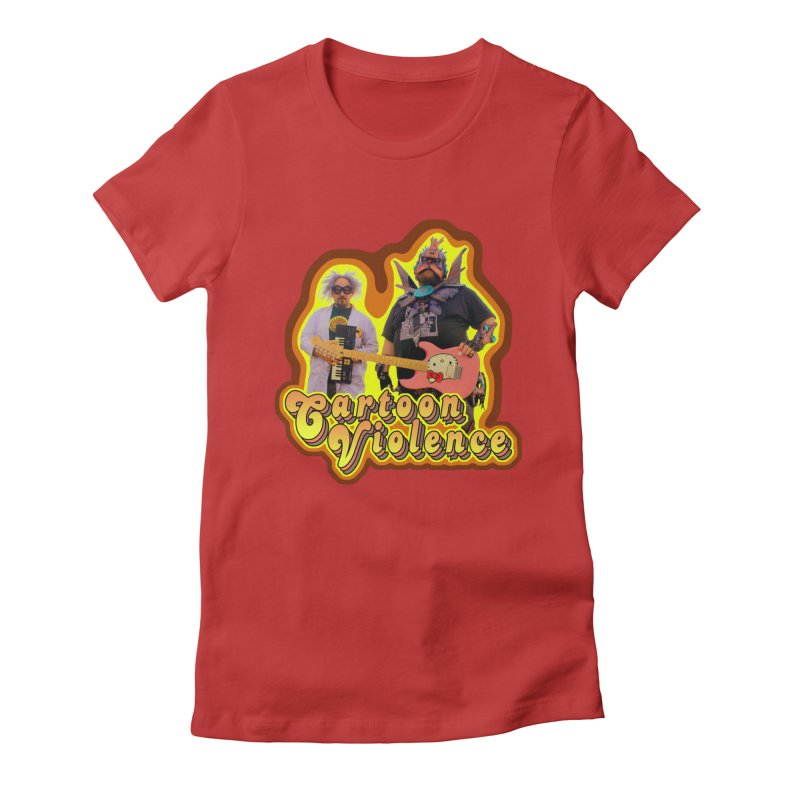 That 70's Shirt Women's Fitted T-Shirt by Shirts by Cartoon Violence