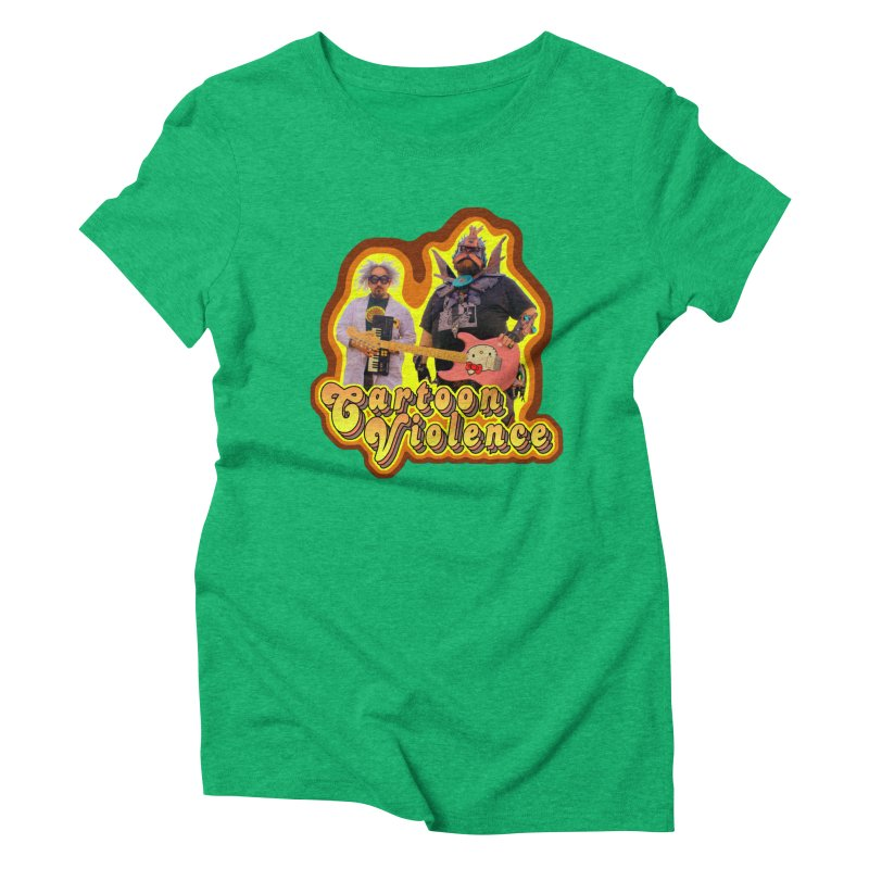 That 70's Shirt Women's Triblend T-Shirt by Shirts by Cartoon Violence