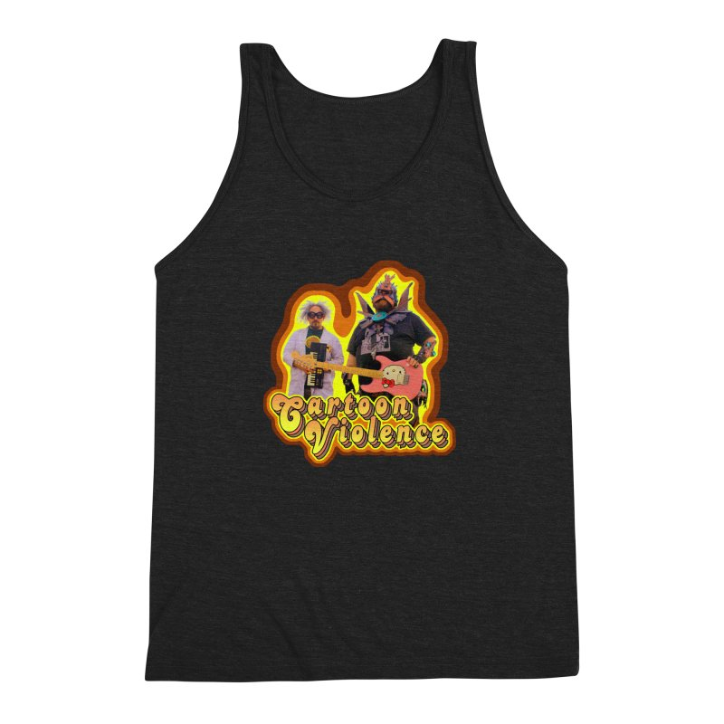 That 70's Shirt Men's Triblend Tank by Shirts by Cartoon Violence