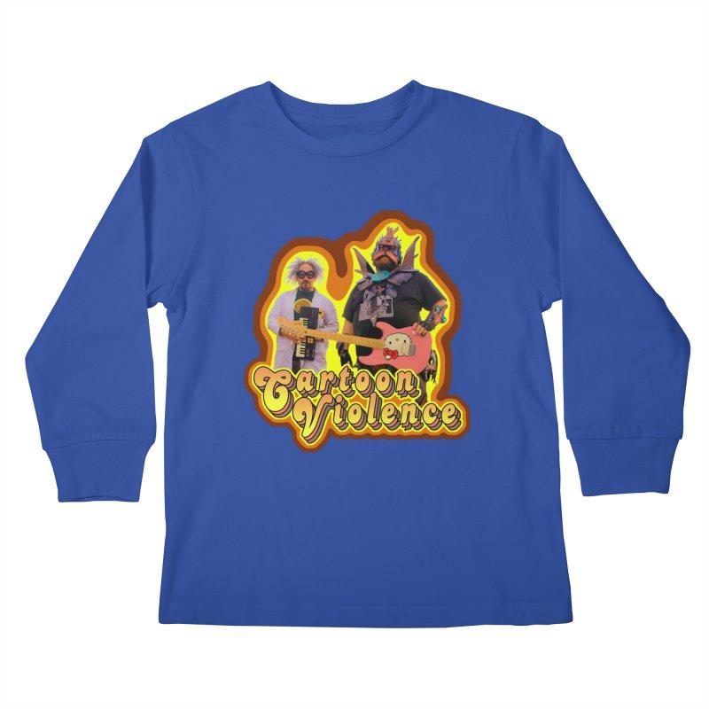 That 70's Shirt Kids Longsleeve T-Shirt by Shirts by Cartoon Violence
