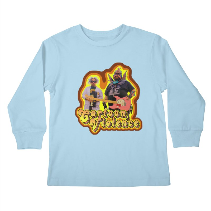 That 70's Shirt Kids Longsleeve T-Shirt by Shirts by Cartoon Violence
