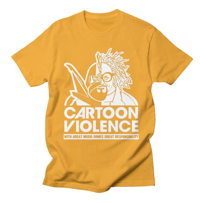 Two Face Shirt Men's T-Shirt by Shirts by Cartoon Violence