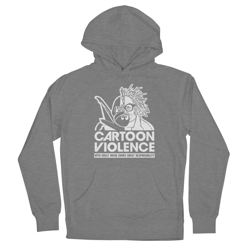 Two Face Shirt Women's Pullover Hoody by Shirts by Cartoon Violence