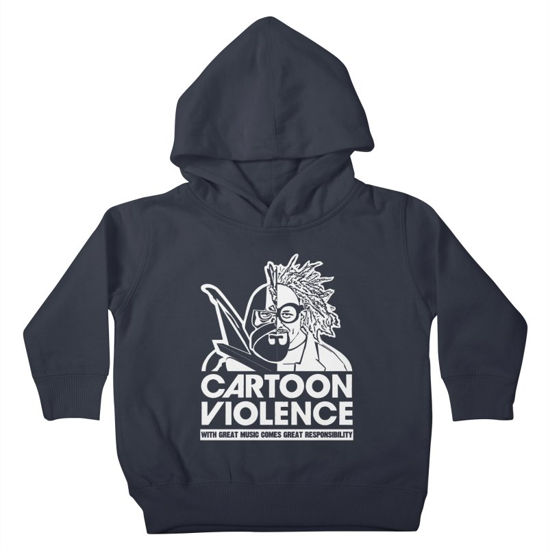 Two Face Shirt Kids Toddler Pullover Hoody by Shirts by Cartoon Violence