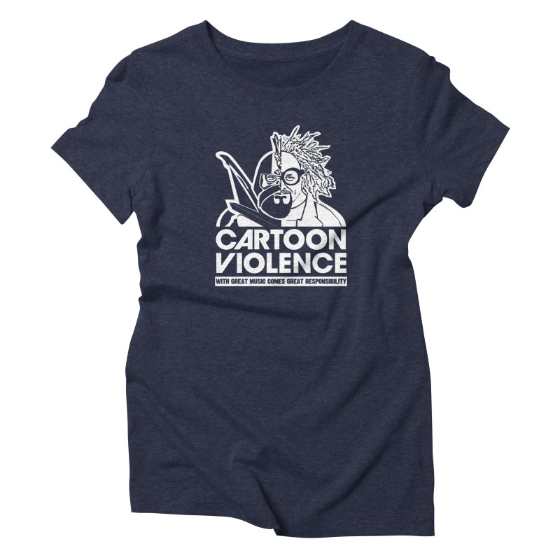 Two Face Shirt Women's T-Shirt by Shirts by Cartoon Violence