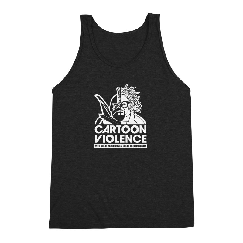 Two Face Shirt Men's Tank by Shirts by Cartoon Violence