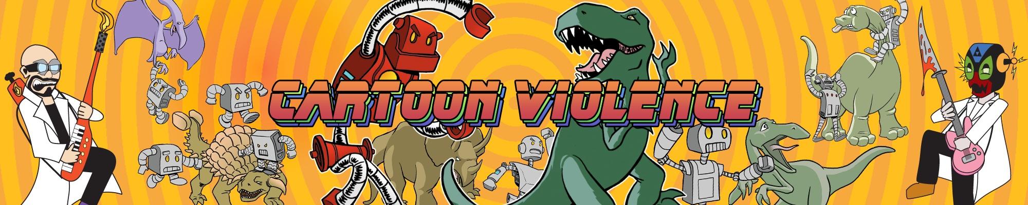 cartoonviolence Cover