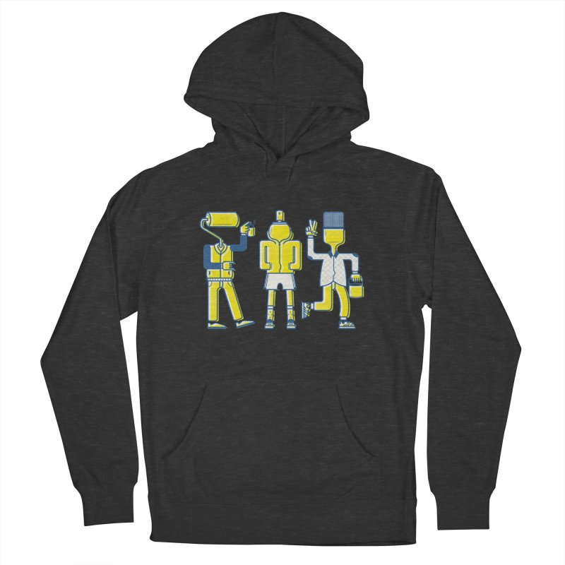 Arround the streets Men's Pullover Hoody by carvalhostuff's Artist Shop