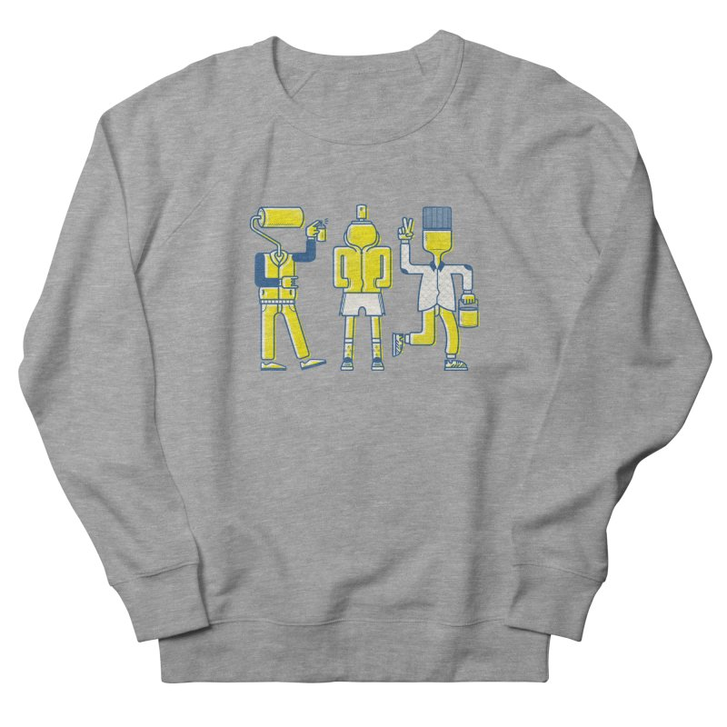 Arround the streets Women's Sweatshirt by carvalhostuff's Artist Shop