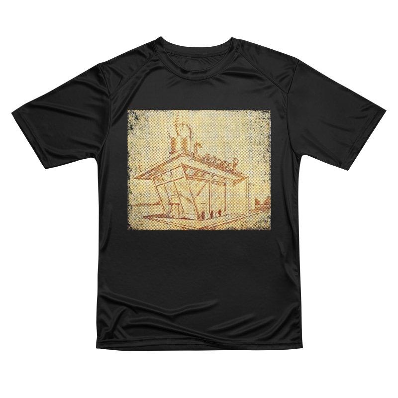 Carvel Shoppe Print Men's Performance T-Shirt by Carvel Ice Cream's Shop