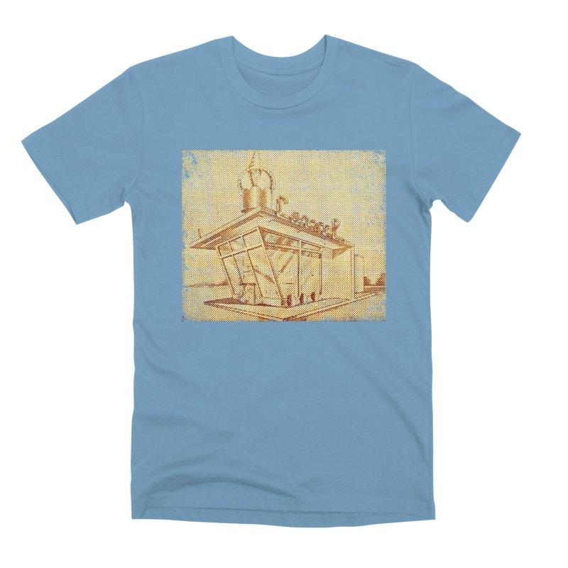 Carvel Shoppe Print Men's Premium T-Shirt by Carvel Ice Cream's Shop