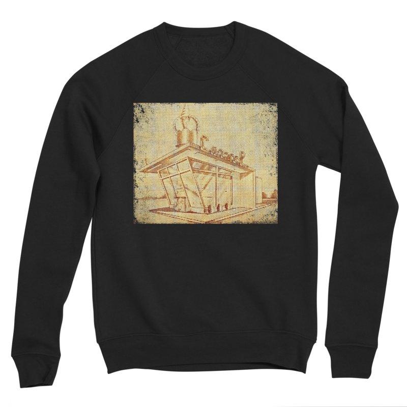 Carvel Shoppe Print Women's Sponge Fleece Sweatshirt by Carvel Ice Cream's Shop
