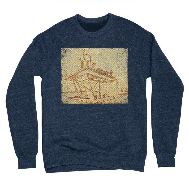 Carvel Shoppe Print Men's Sponge Fleece Sweatshirt by Carvel Ice Cream's Shop