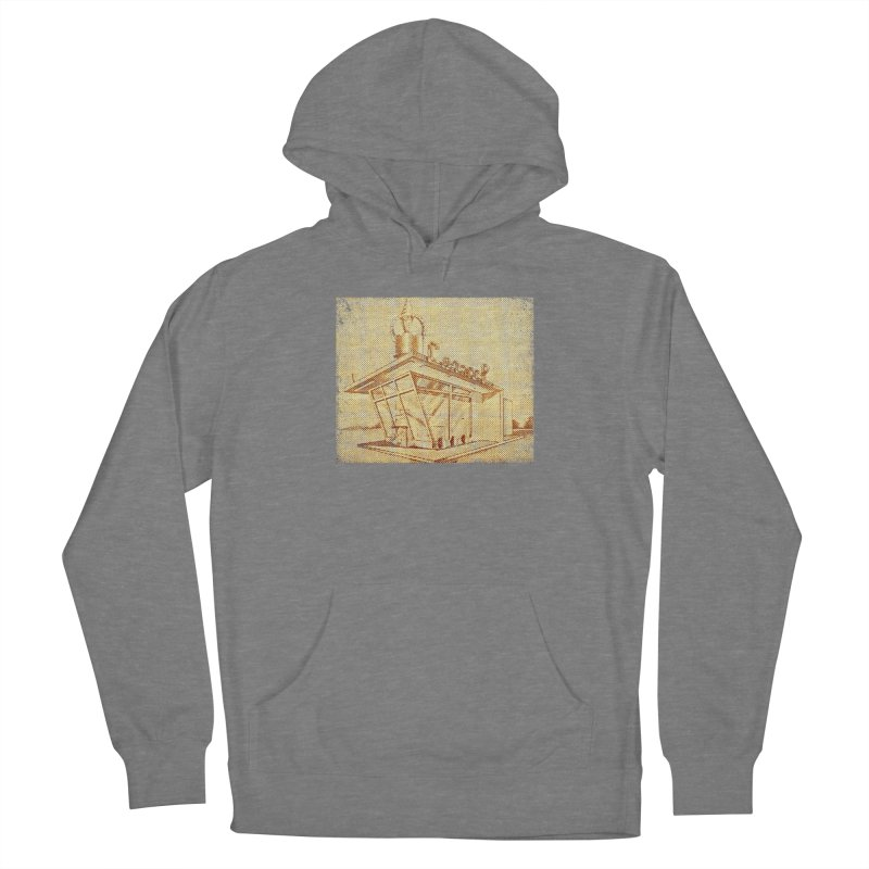 Carvel Shoppe Print Women's Pullover Hoody by Carvel Ice Cream's Shop