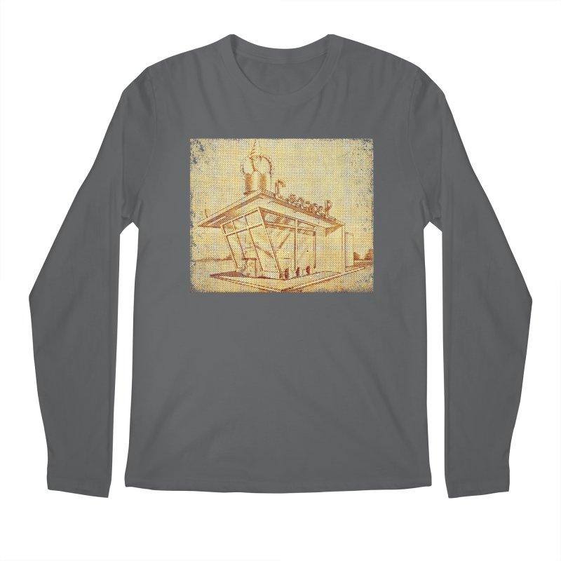 Carvel Shoppe Print Men's Longsleeve T-Shirt by Carvel Ice Cream's Shop