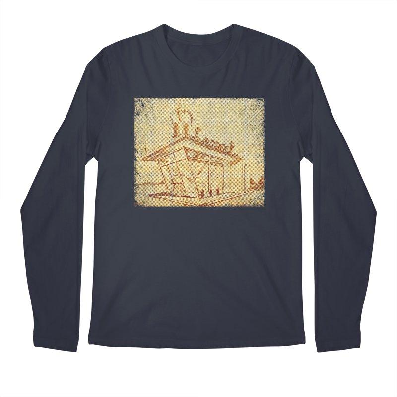 Carvel Shoppe Print Men's Regular Longsleeve T-Shirt by Carvel Ice Cream's Shop