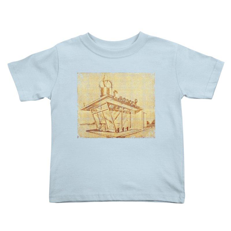 Carvel Shoppe Print Kids Toddler T-Shirt by Carvel Ice Cream's Shop