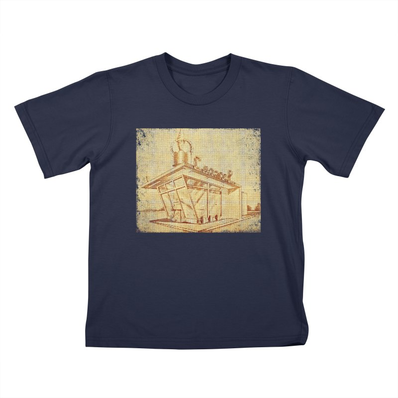 Carvel Shoppe Print Kids T-Shirt by Carvel Ice Cream's Shop