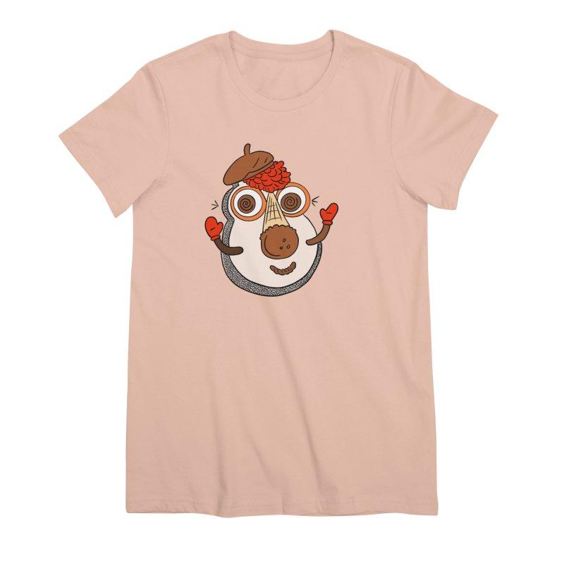 Cookie Puss Women's Premium T-Shirt by Carvel Ice Cream's Shop