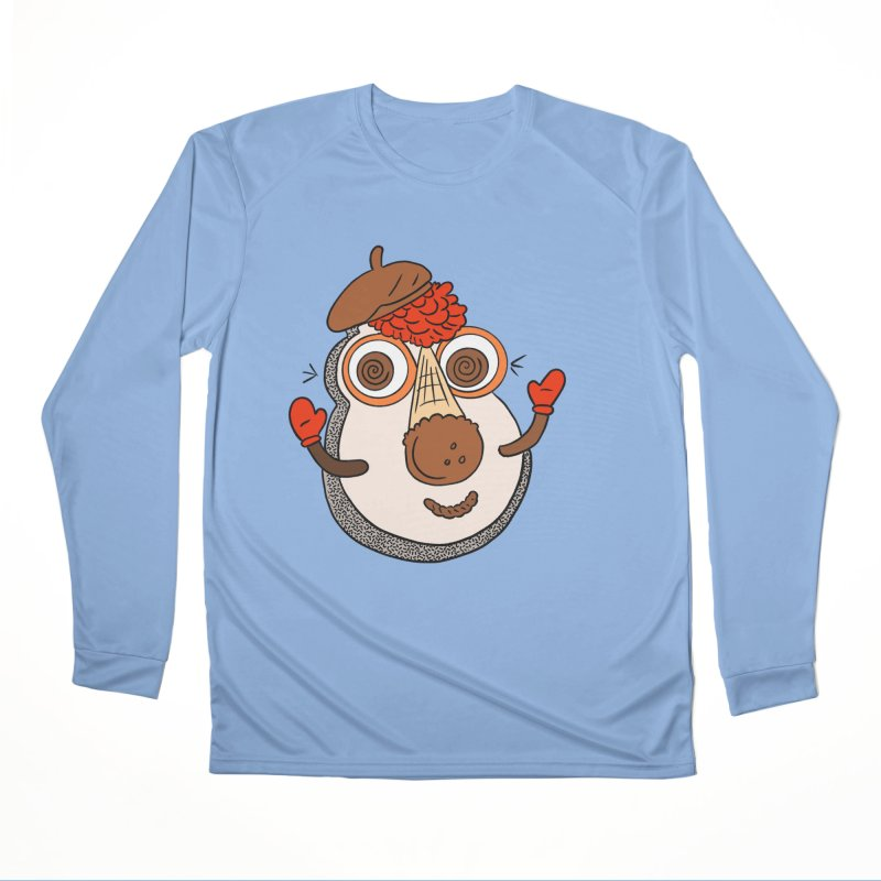 Cookie Puss Men's Longsleeve T-Shirt by Carvel Ice Cream's Shop